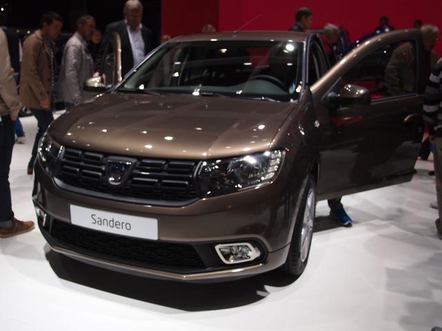 Dacia Sandero - Base