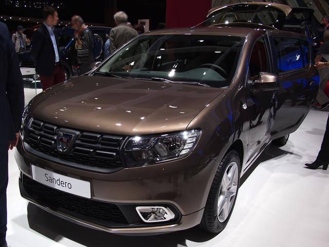 Bestellfahrzeug, konfigurierbar Dacia Sandero - Access