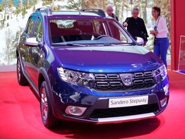 Sandero - Stepway 0.9 TCe 90PS/66kW 5G 2019