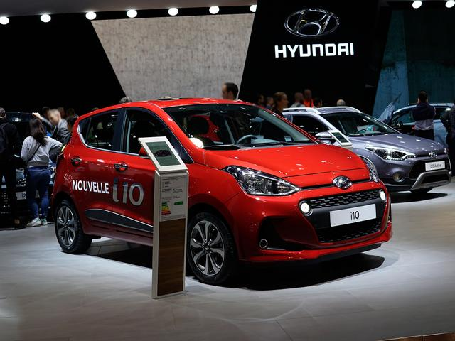 Hyundai i10 - 1.0 Selection