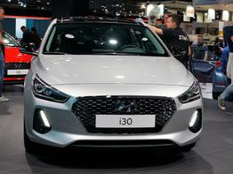 Hyundai i30, Das Bild ist ein beliebiges Beispiel der frei konfigurierbaren Modellreihe