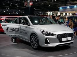 Hyundai i30      1.6 CRDi 100kW Hybrid Prime
