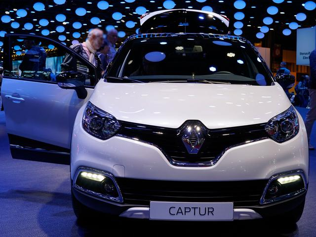 Renault Captur - BLUE dCi 115 Intens