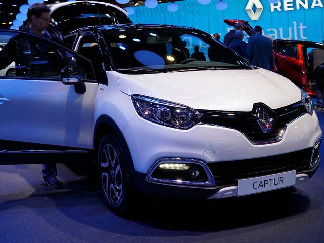 Renault Captur - Intens