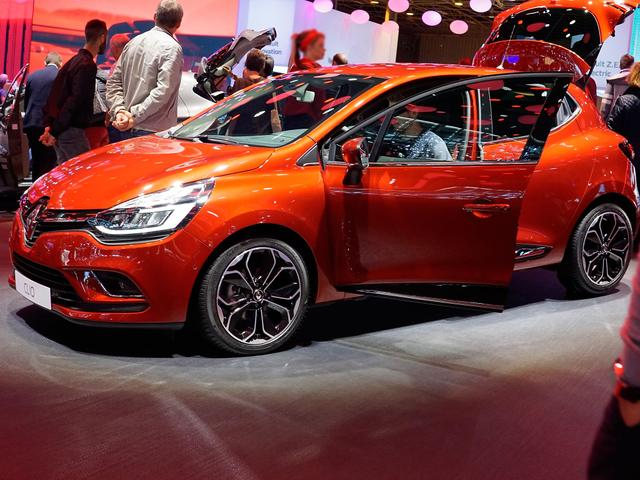 Renault Clio - TCe 75 Limited 2018