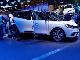 Renault Scénic, Das Bild ist ein beliebiges Beispiel der frei konfigurierbaren Modellreihe