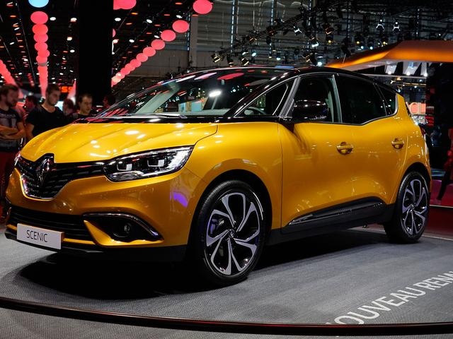 Renault Scenic - Bose