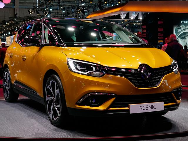 Renault Scenic - Zen 1.3 TCe 140PS EDC