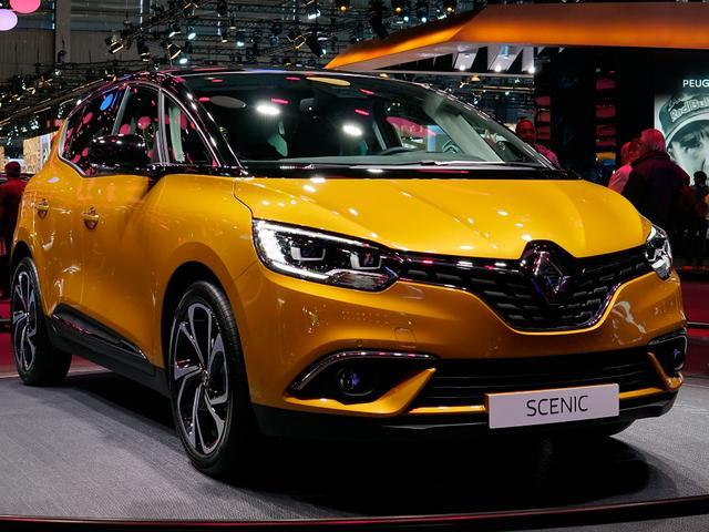 Bestellfahrzeug, konfigurierbar Renault Scenic - Zen 1.3 TCe 140PS 6G