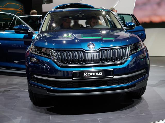 Bestellfahrzeug, konfigurierbar Skoda Kodiaq - Style 5-Sitzer 1.5 TSI ACT 150PS DSG7 2019