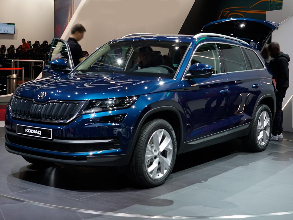 skoda kodiaq l k 2 0 tdi 4x4 dsg canton areaview fullled. Black Bedroom Furniture Sets. Home Design Ideas