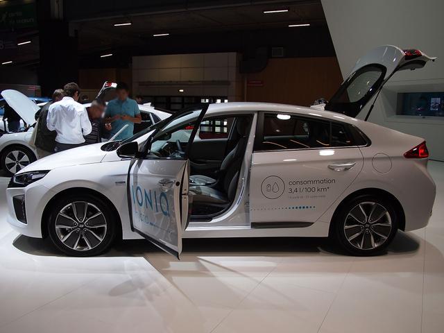 Hyundai IONIQ - 1.6l GDi HYBRID Trend