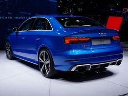 Audi RS 3, Das Bild ist ein beliebiges Beispiel der frei konfigurierbaren Modellreihe