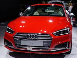 Audi S5 Coupé, Das Bild ist ein beliebiges Beispiel der frei konfigurierbaren Modellreihe