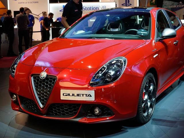 Alfa Romeo Giulietta - 1.4 TB 16V