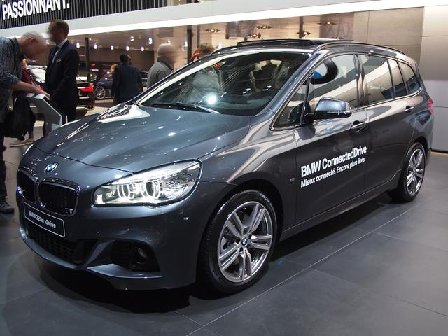 BMW 2er Gran Tourer - 220d xDrive Steptronic M Sport