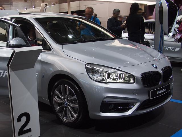 BMW 2er Gran Tourer - 218d Luxury Line