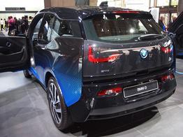 BMW i3, Beispielbilder, ggf. teilweise mit Sonderausstattung