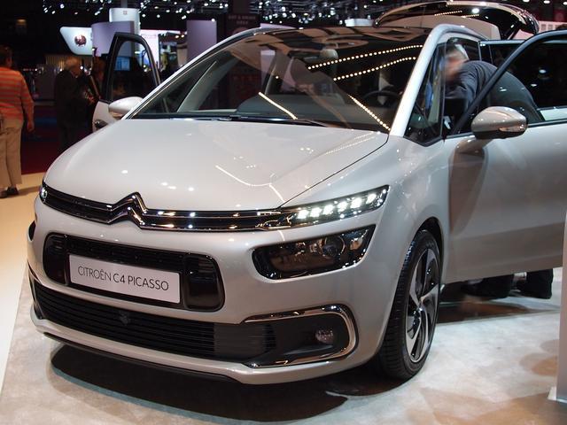 Citroën C4 Spacetourer - BlueHDi 130 Stop&Start BUSINESS CLASS