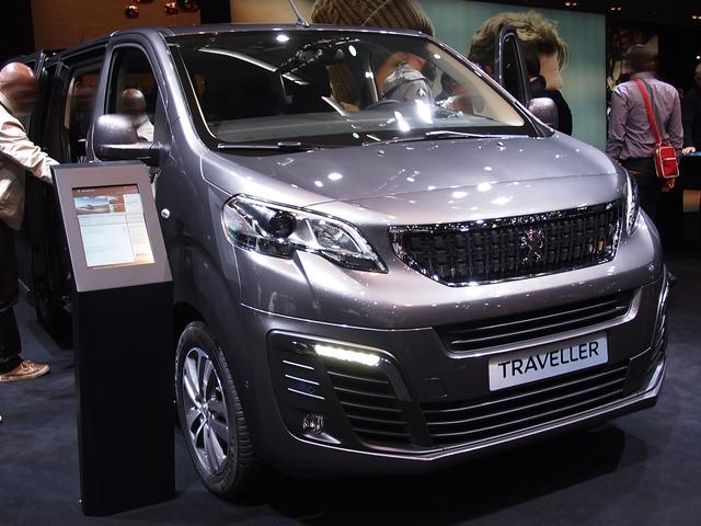 Peugeot Traveller - BlueHDi 120 S&S 6-Gang Active L2