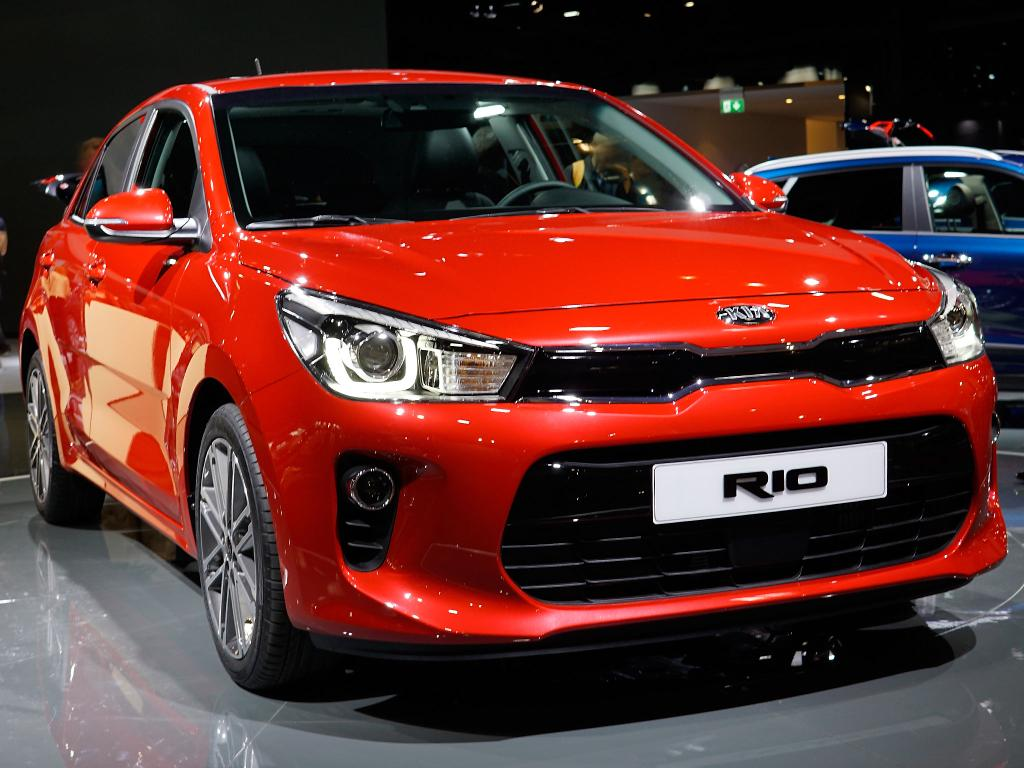 Kia Rio Attract >> Kia Rio 1.2 Attract Benzin | EU-Neuwagen, Reimport bis zu ...