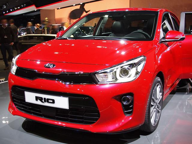 Kia Rio - 1.2 Dream-Team Editon