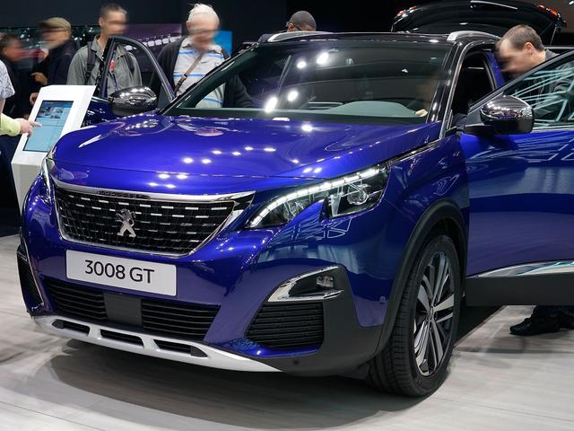 Peugeot 3008 - 2.0 BlueHDi 180 EAT8 GT