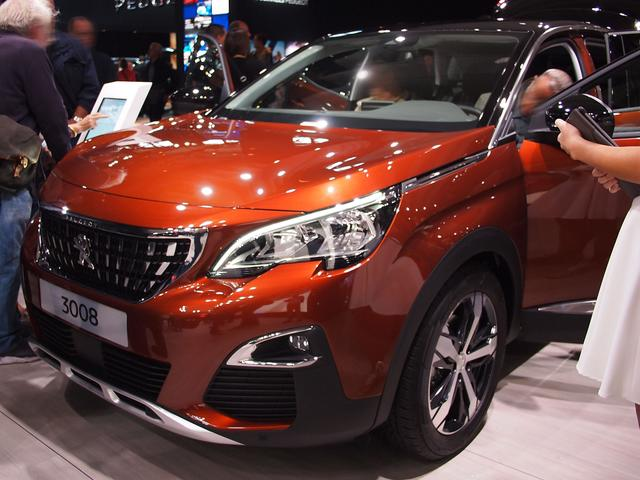 Peugeot 3008      PureTech 130 EAT8 Allure