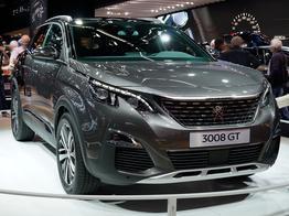 Peugeot 3008, Beispielbilder, ggf. teilweise mit Sonderausstattung