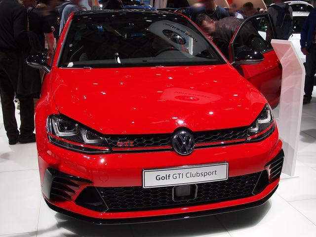 Volkswagen Golf - 2.0 TSI GTI Performance