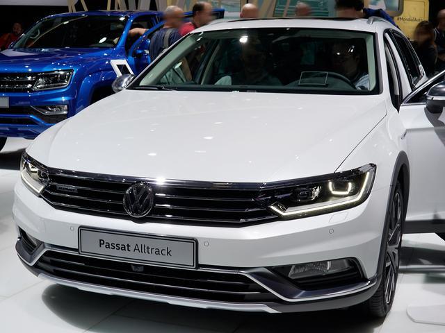 Bestellfahrzeug, konfigurierbar Volkswagen Passat Variant - 2.0 TDI SCR 176kW DSG 4Motion Alltrack