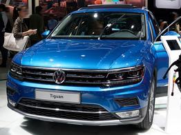 Tiguan - Comfortline Business 2,0TDI SCR BMT 110kW/150PS 6-Gang, Euro 6d-Temp, 5 Jahre Herstellergarantie, Modell 2020