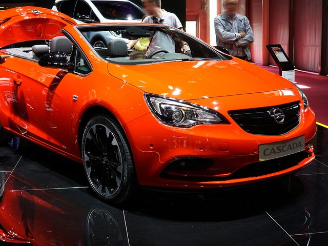 Opel Cascada - 1.6 D-Inj. Turbo 100kW Innovation S/S