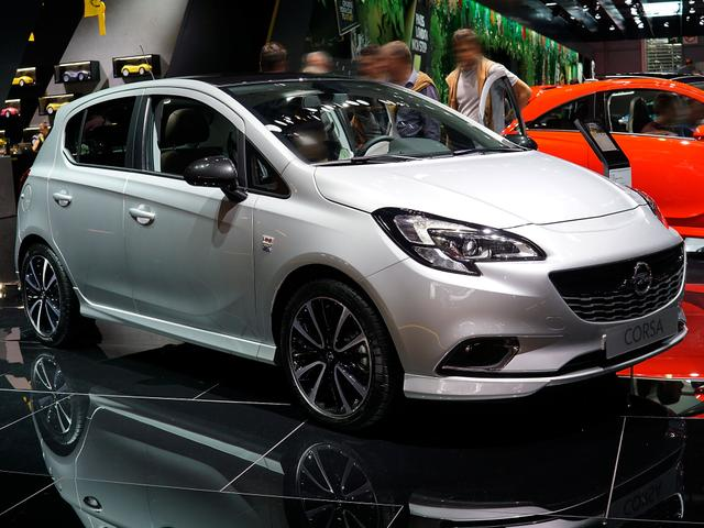 Opel Corsa - Corsa-e Edition