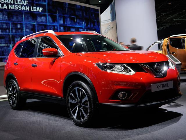 Nissan X-Trail - 1.7 dCi TEKNA 4x4i AUTO