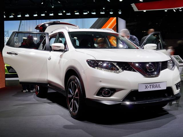 Bestellfahrzeug, konfigurierbar Nissan X-Trail - 1.7 dCi VISIA