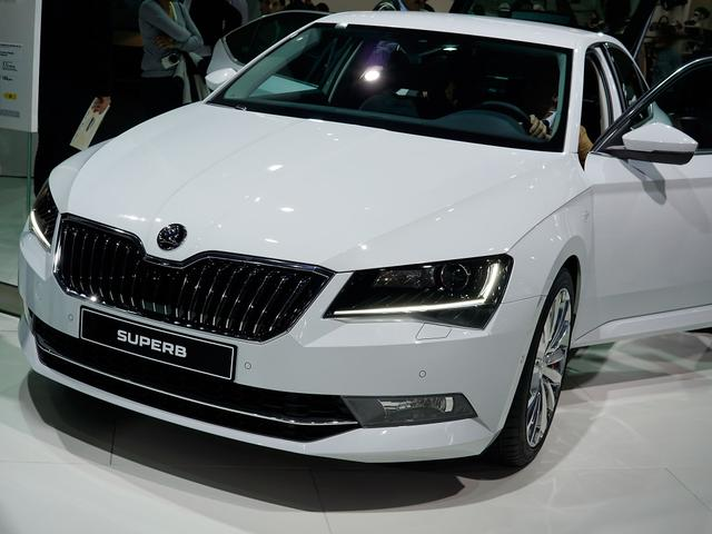 Skoda Superb - Active 1.5 TSI ACT 150PS 6G 2019