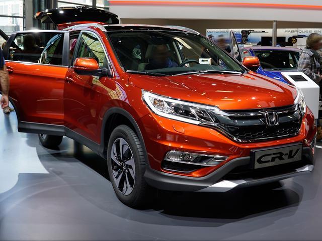 Honda CR-V - 1.5 VTEC Turbo 4WD Executive
