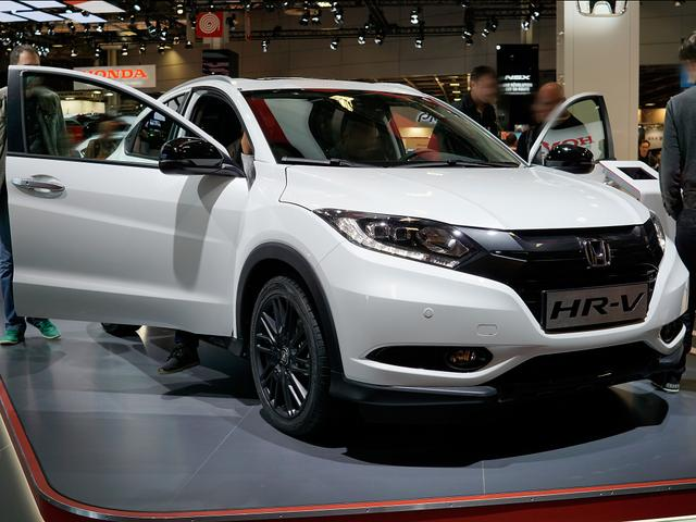 Honda HR-V - 1.5 i-VTEC Comfort