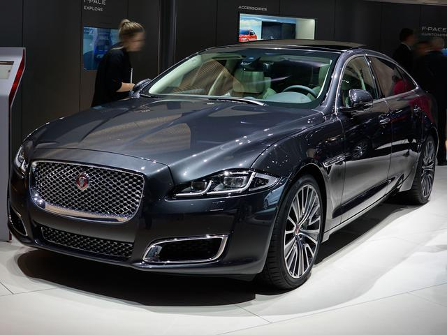 Jaguar XJ - Luxury 3.0 V6 Diesel