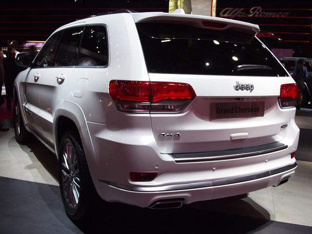 Jeep Grand Cherokee - 3.0l V6 MultiJet 184kW Limited Automatik