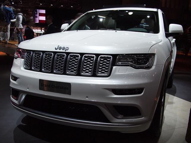 Jeep Grand Cherokee - 3.0l V6 MultiJet 184kW Limited Automatik