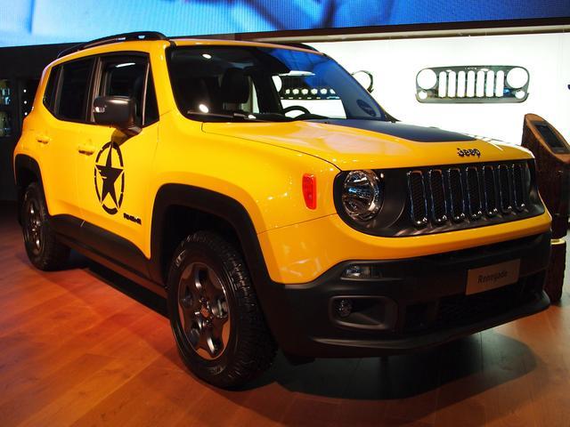 Bestellfahrzeug, konfigurierbar Jeep Renegade - Sport 1.0 T3 4x2 Klima Temp DAB