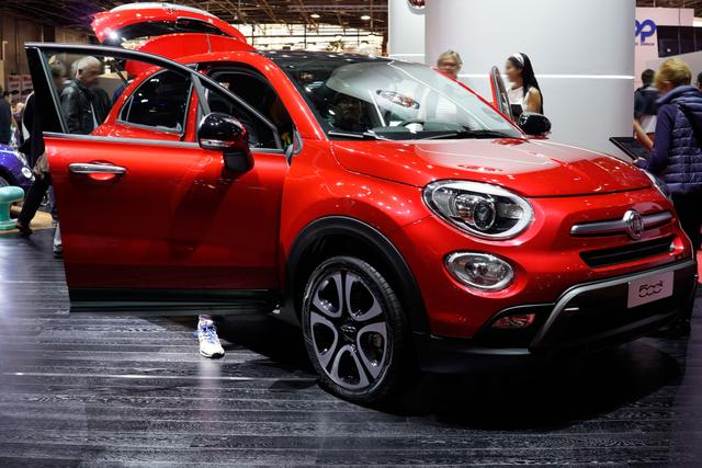 Fiat 500X - 1.6 MultiJet S-DESIGN URBAN LOOK S&S 4x2