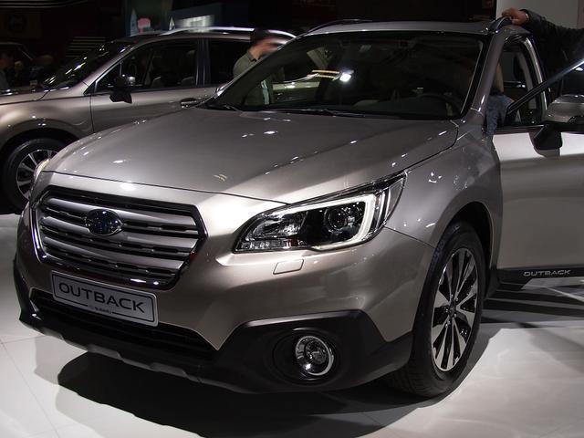 Subaru Outback - Active 2.5i 4WD 175PS CVT 2018