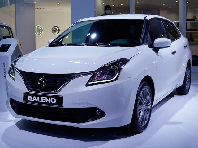 Suzuki Baleno - 1.2 DUALJECOTEC Basic