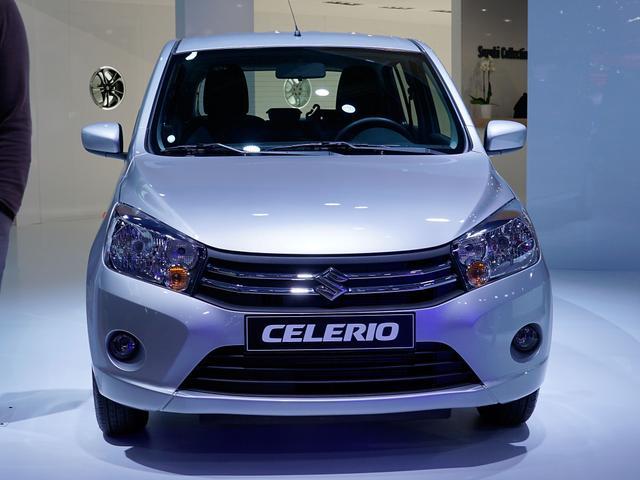Bestellfahrzeug, konfigurierbar Suzuki Celerio - 1.0 Dualjet Basic