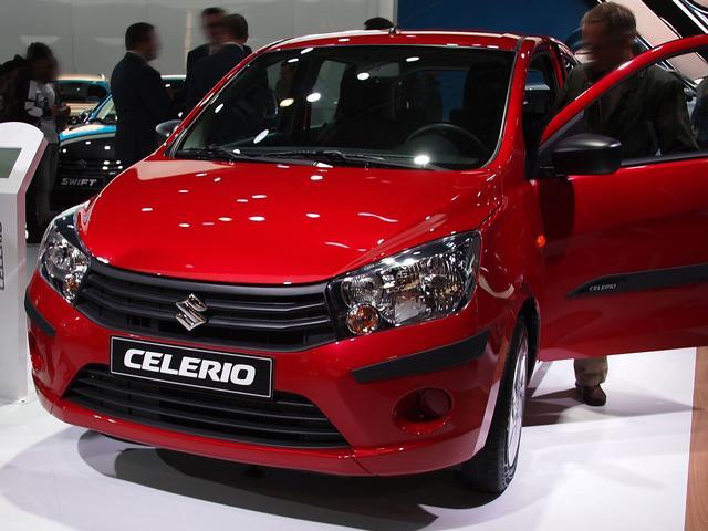 Bestellfahrzeug, konfigurierbar Suzuki Celerio - 1.0 Dualjet Comfort