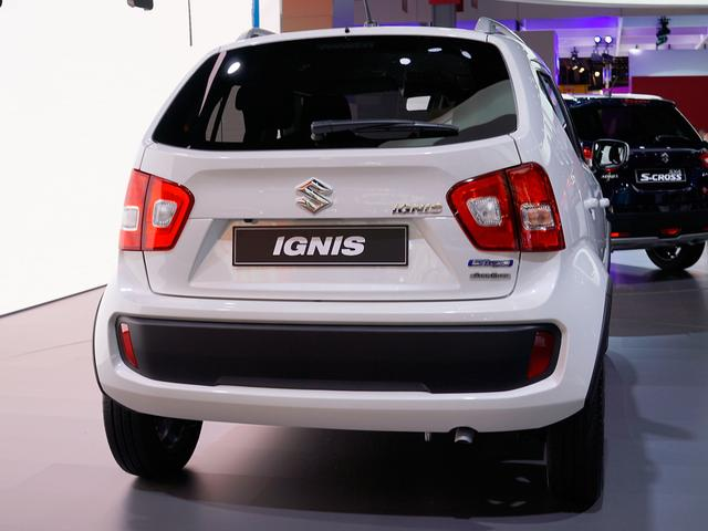 Suzuki Ignis      1.2 DUALJECOTEC HYBRID Allgrip Comfort+