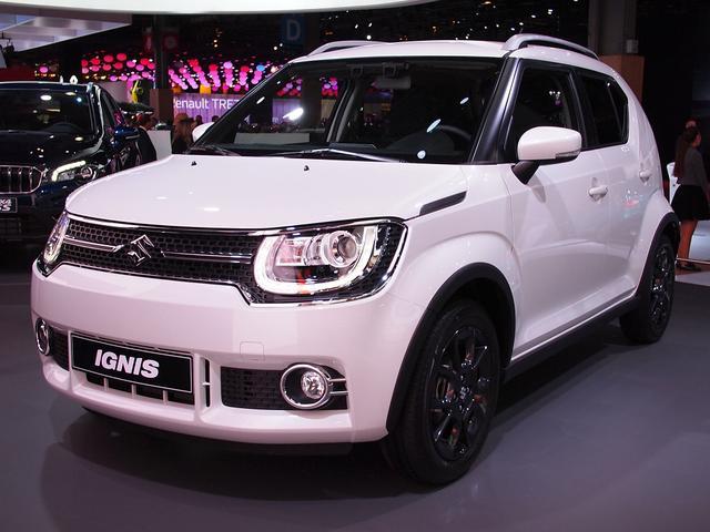 Suzuki Ignis - Comfort (GL+)